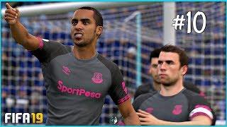 FIFA 19 Everton Career Mode Episode 10 - The Etihad | Xbox One Gameplay