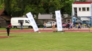 100m, Ekipno člansko DP, 20.5.2017, Celje