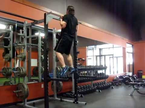Eccentric (only) Chin-Up