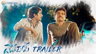 Devdas Official Telugu Trailer Latest -2018