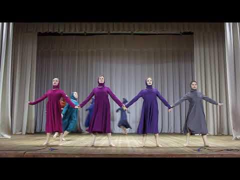 Образцовой ансамбль танца