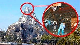 13 Disney Park Secrets