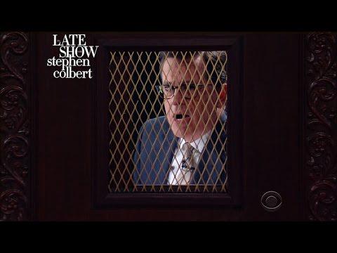 Stephen Colbert's Midnight Confessions, Vol XXII