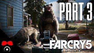 VYPÁLENÍ ZVÍŘECÍ FARMY! | Far Cry 5 #3
