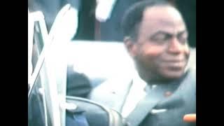 preview picture of video '1965 Abidjan réception des chefs d'etats Africains par Felix  Houphouet Boigny'