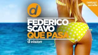 Federico Scavo – Que Pasa (Teaser) [Cover Art]