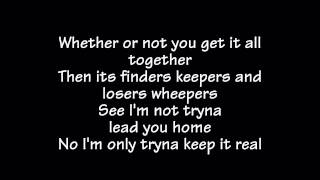 Taio Cruz - Break Your Heart (feat. Ludacris) (in HD) with Lyrics on Screen!