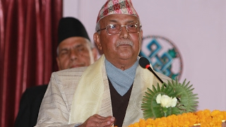When Oli recalled Indian blockade in Nepal... (with video)