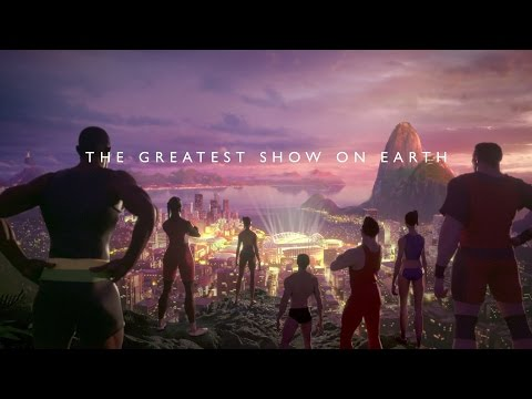 BBC Sport Commercial for Summer Olympic Games (Rio 2016) (2016) (Television Commercial)
