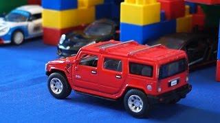 Машинки. Игрушки. Автогонки. Видео для детей. Cars Toys