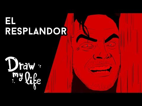 EL RESPLANDOR - Draw My Life en Español