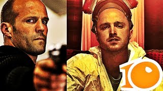 10 актёров, которые чуть не погибли на съёмках | PERFECT 10