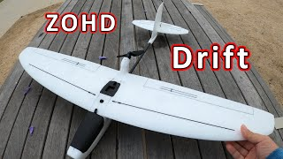 ZOHD Drift FPV Plane Maiden Flight ????️