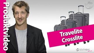 Travelite Koffer Trolley Crosslite - Produktvideo