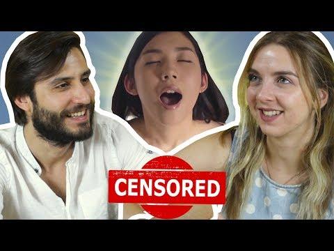Gençlerin Tepkisi: LONG LONG MAN (Japon Reklamı)