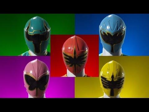Ouvir Power Rangers Mystic Force
