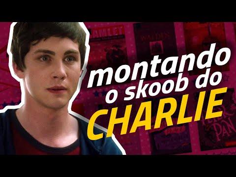 Montando o SKOOB do CHARLIE, de AS VANTAGENS DE SER INVISÍVEL