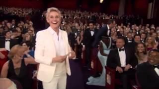 Ellen DeGeneres X The Chainsmokers - #SELFIE