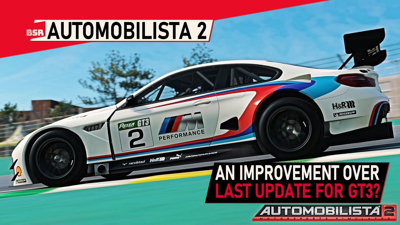 Billy Strange Racing: AMS 2 BMW M6 & GT3 Update
