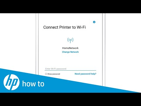 Learn how to set up a wireless HP printer using HP Smart in Android.