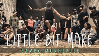 Little Bit More - Jidenna | Sambo Mukherjee | Souls On Fire 2