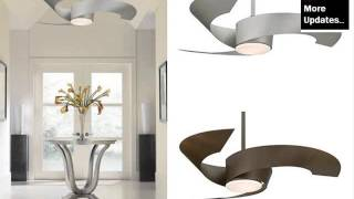 Modern Fan With Light Collection