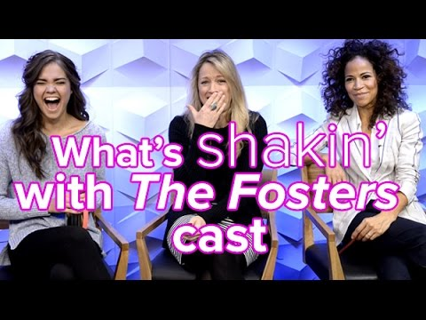 See The Fosters cast like you've never seen them before