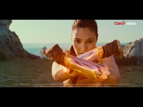 Trailer Mujer Maravilla