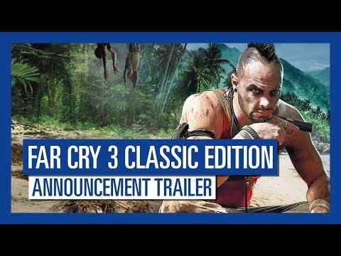 Far Cry 3 Classic Edition: Announcement Trailer thumbnail