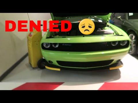 Denied For My Dream Car