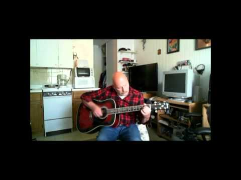 Just Playing My Guitar LIVE Part 1 / Acoustic Track 1