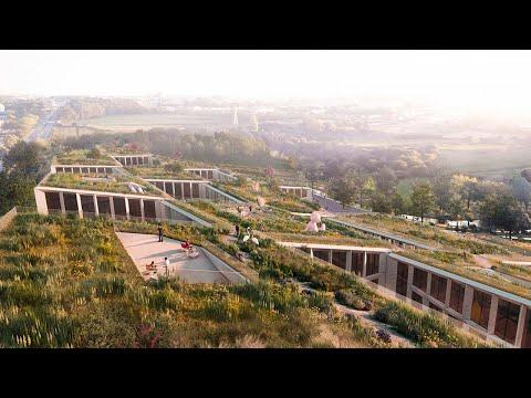 Urbano selo u Portugalu sa 24 jedinstveno dizajnirane zgrade