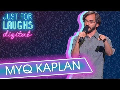 Myq Kaplan – Having Kids Is Like Doing Drugs
