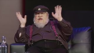 George RR Martin on Why He Doesn't Read Fan Theories