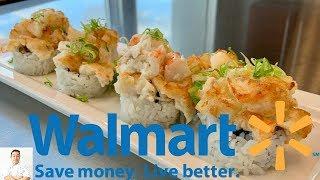 Video Walmart Sushi Challenge | Making Gourmet Sushi On A Budget MP3, 3GP, MP4, WEBM, AVI, FLV Agustus 2019