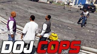 Dept. of Justice Cops #122 - Gangs vs Police (Criminal)