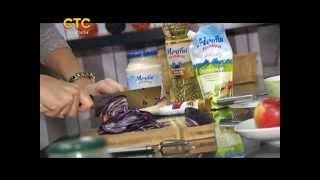 SASHA & КАША. Кролик и морковка с тимьяном и чесноком