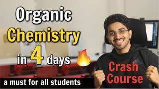 Class 12 Board Exam | Organic Chemistry in 4 days | How to score 95% +