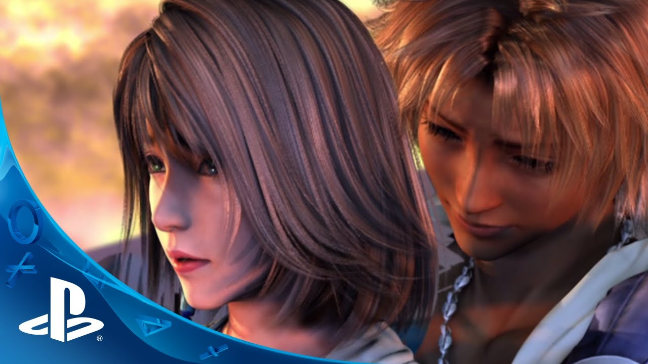 Final Fantasy X | X-2 HD Remaster Coming to PS3 March 18th, 2014