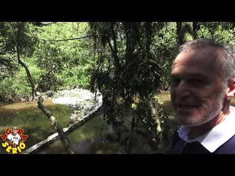 Marcos Rossi Guardião das águas e a Barreira Ecológica de Juquitiba