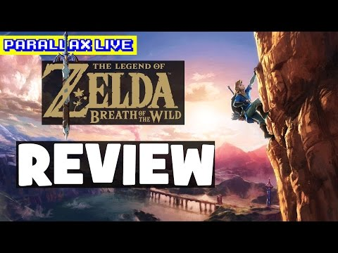 REVIEW: The Legend Of Zelda: Breath Of The Wild (Switch, Wii U, NO SPOILERS) video thumbnail