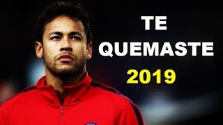 Neymar Jr-TE QUEMASTE  - MTZ Goals & Skills 2019 Manuel Turizo X Anuel AA