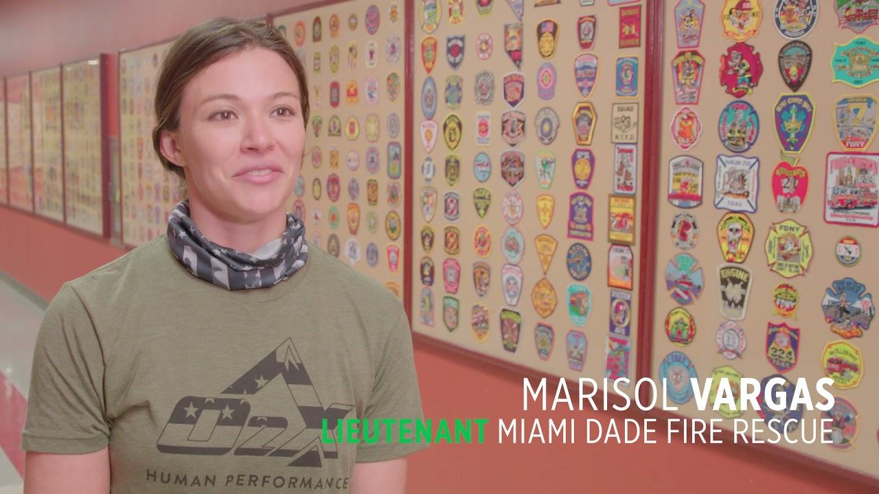 MSA + O2X Workshop at Miami Dade Fire Rescue