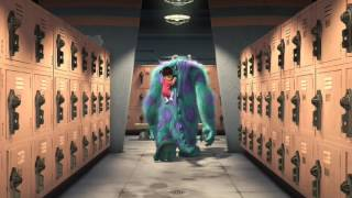 Monsters Inc Boo's Introduction