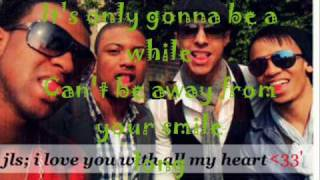 JLS One Call Away (Lyrics)