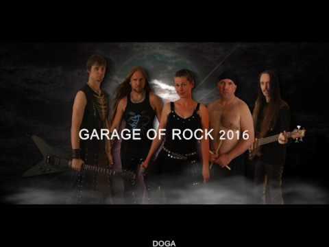 Dark spark - Pozvánka Dark Spark - GARAGE OF ROCK 2016 JIHLAVA