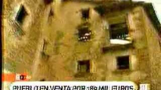 España Directo: Lacasta, Pueblo Abandonado En Venta