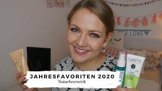 Jahresfavoriten Naturkosmetik 2020 // Pflege & dekorative Kosmetik // annanas beauty