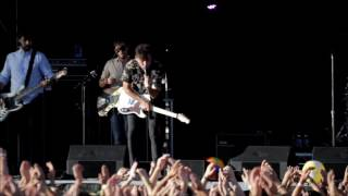 The Arkells at Rock The Shores 2016: Oh, The Boss is Coming!