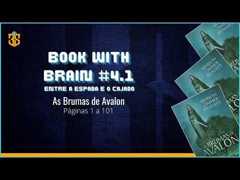 Book with Brain #4.1 - As Brumas de Avalon - 1 a 101 pág.